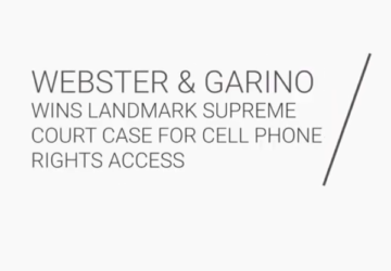 Indiana Supreme Court Cell Phone Case